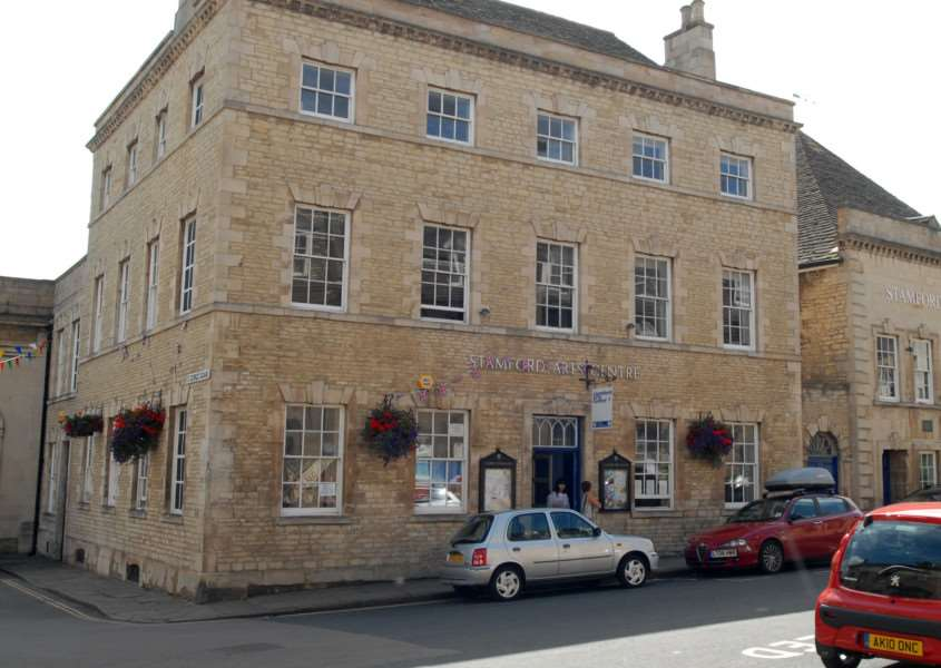 Stamford Arts Centre is working with Heritage Lincolnshire for the festival