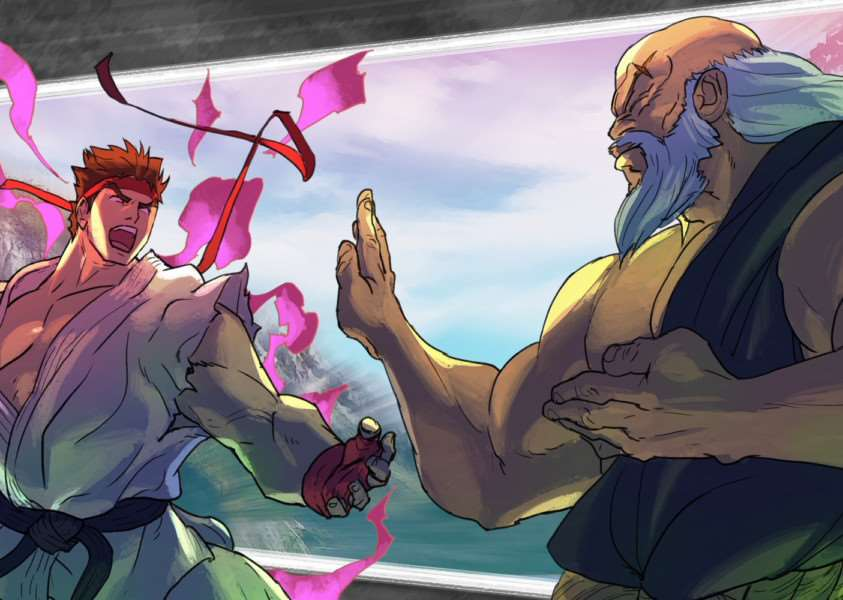 SFV will get a cinematic story mode and store