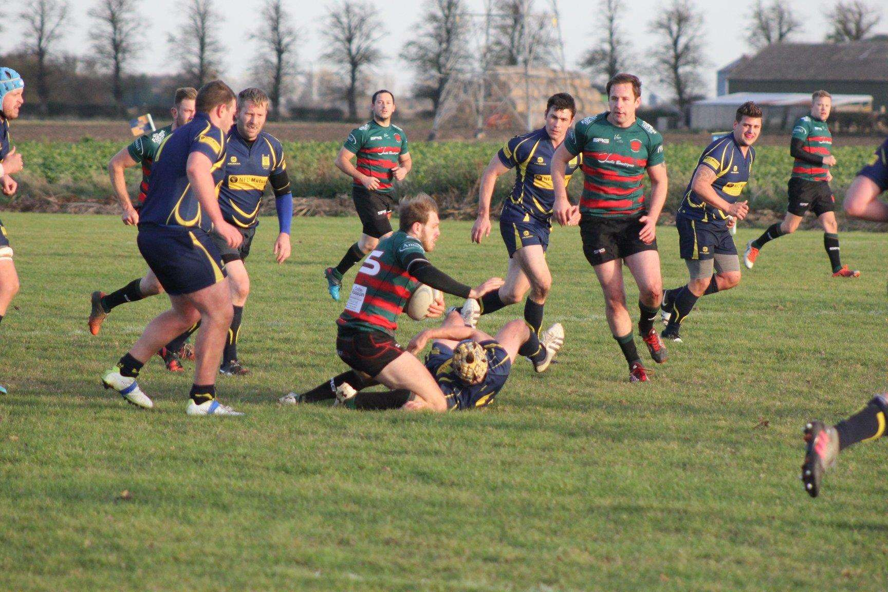Thorney v Stamford College. Photo: Ray Bates (5285021)