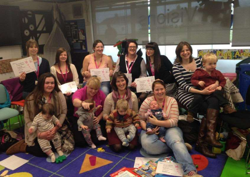 Breastfeeding awareness course in Rutland EMN-160902-173726001