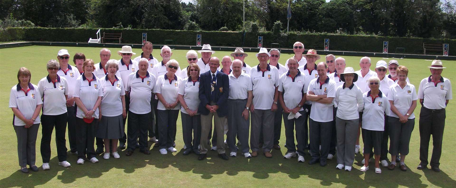 Bowlers at Ketton's President's Day (13633946)