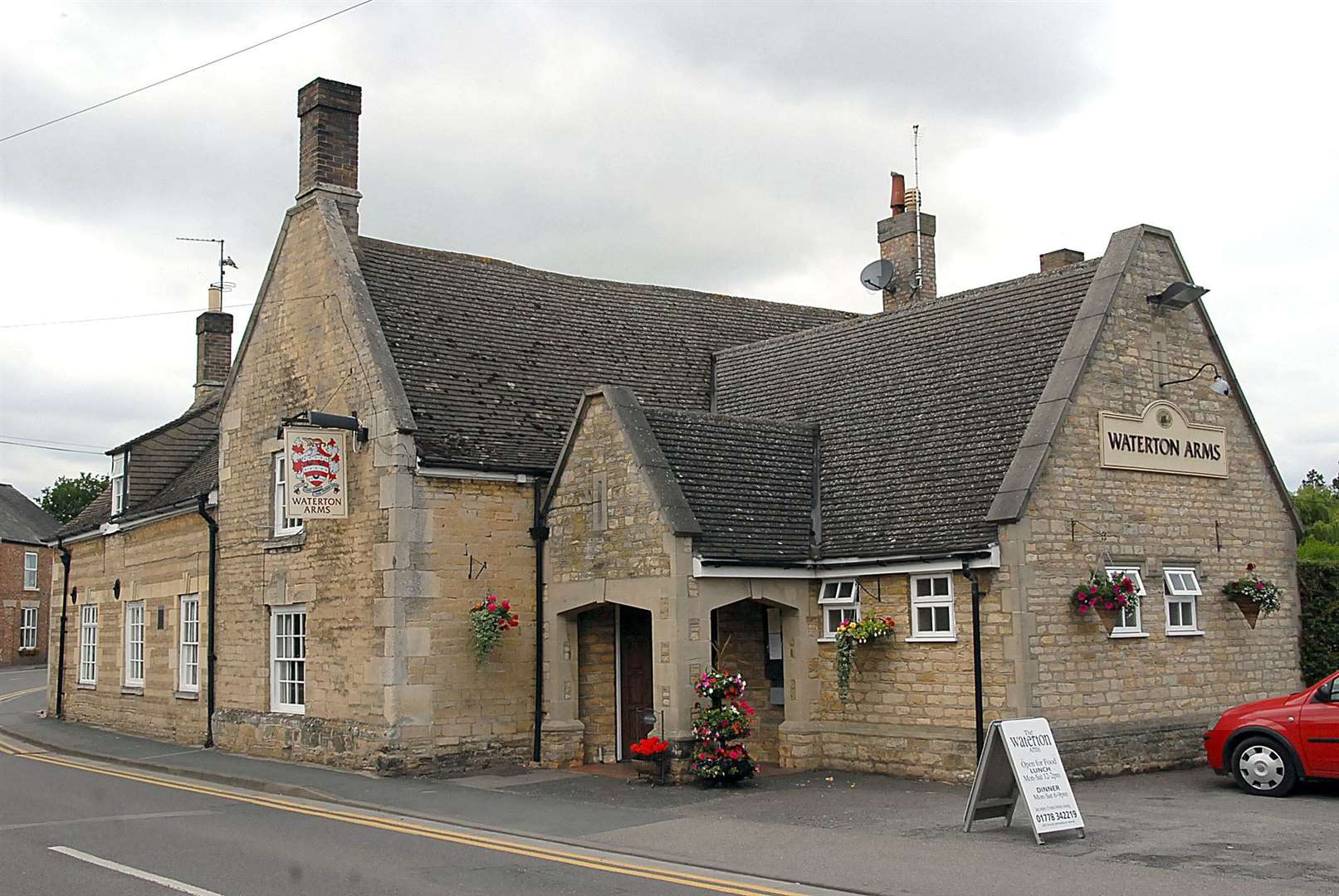 The Waterton Arms, Deeping St James