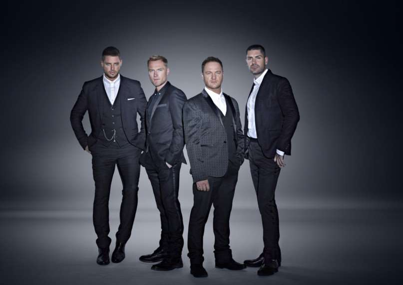 Boyzone are headlining Newark Festival.