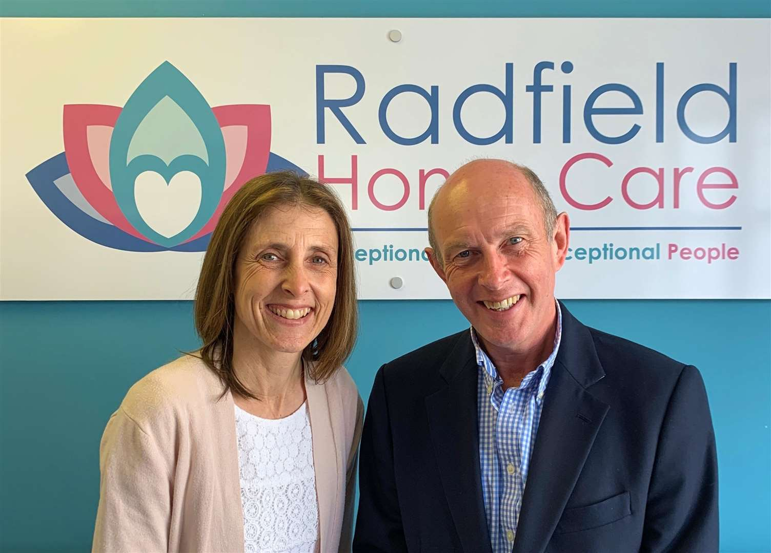 James and Stefania of Radfield Home Care (16087159)