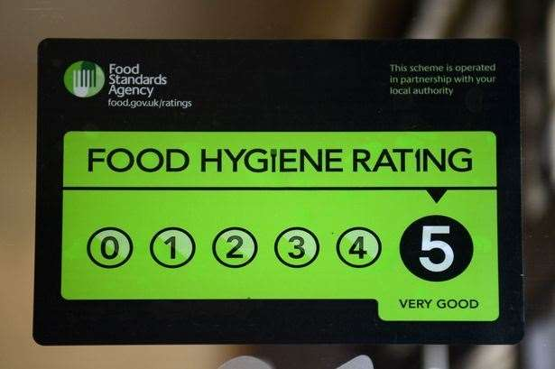 Food Hygiene 5 star (13131874)