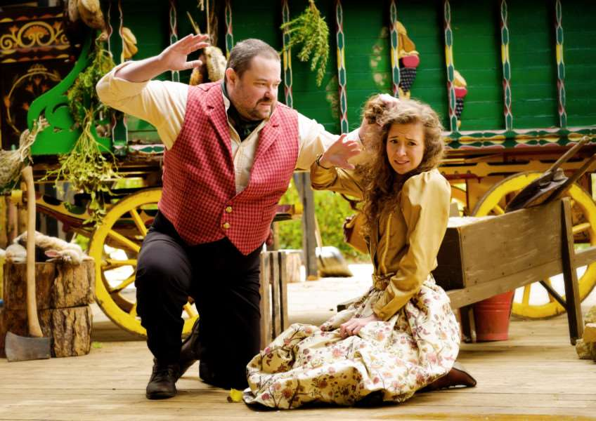 Stamford Shakespeare Company 2015 season at Tolethorpe