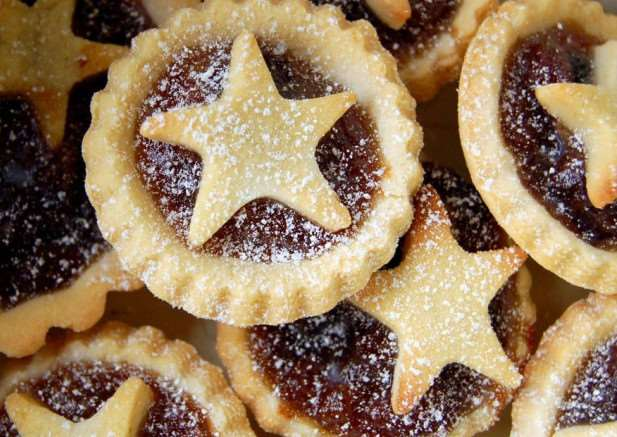 Mince Pies may be delicious for us, but could be harmful to your dog