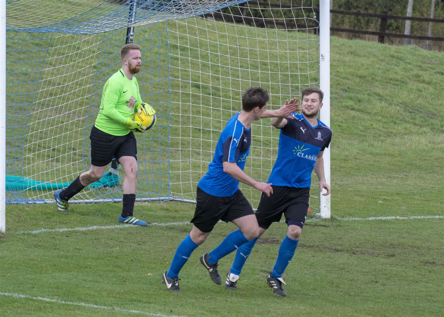 Ketton Reserves v Uppingham Reserves. Photo: Lee Hellwing (5212732)