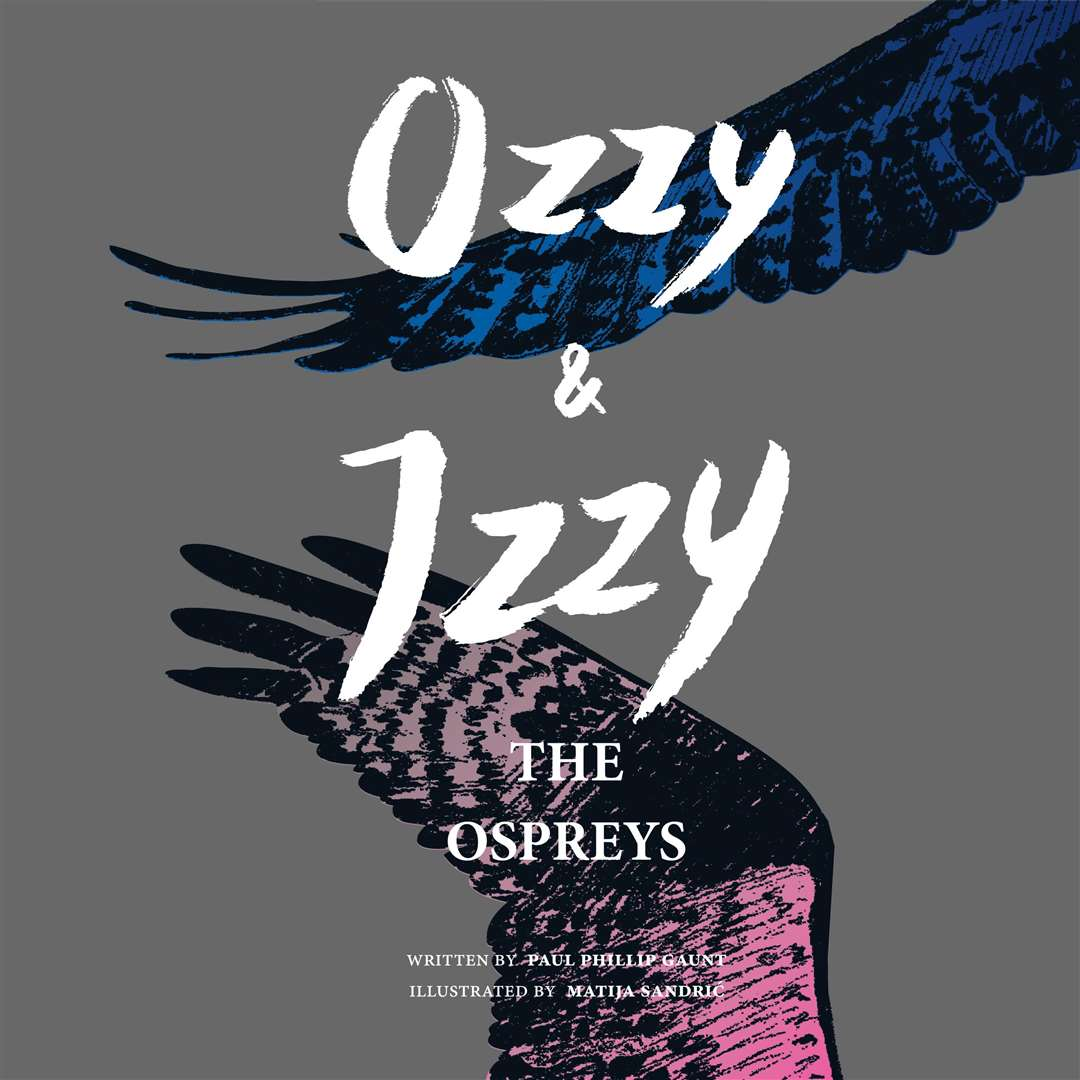 Ozzy and Izzy book