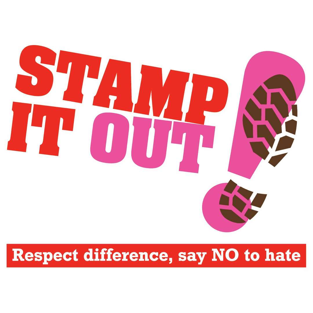 'No Place for Hate' is the theme of Hate Crime Awareness Week 2018 (4797806)