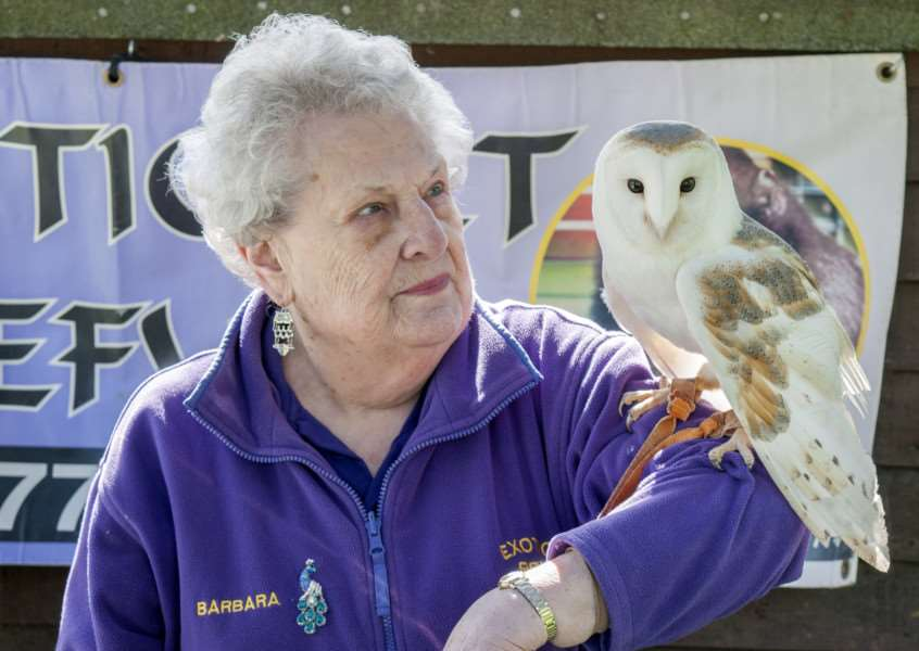 Exotic Pet Refuge open day'Photo: Lee Hellwing