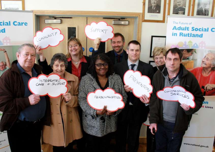 Adult social care launch at Rutland County Council EMN-160903-140117001