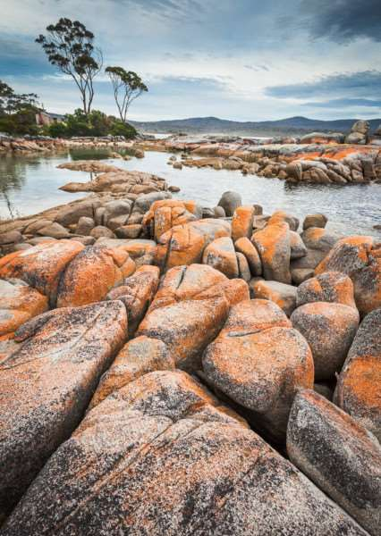 Stamford Photographic Society January meeting - Bay of Fires by David Townshend