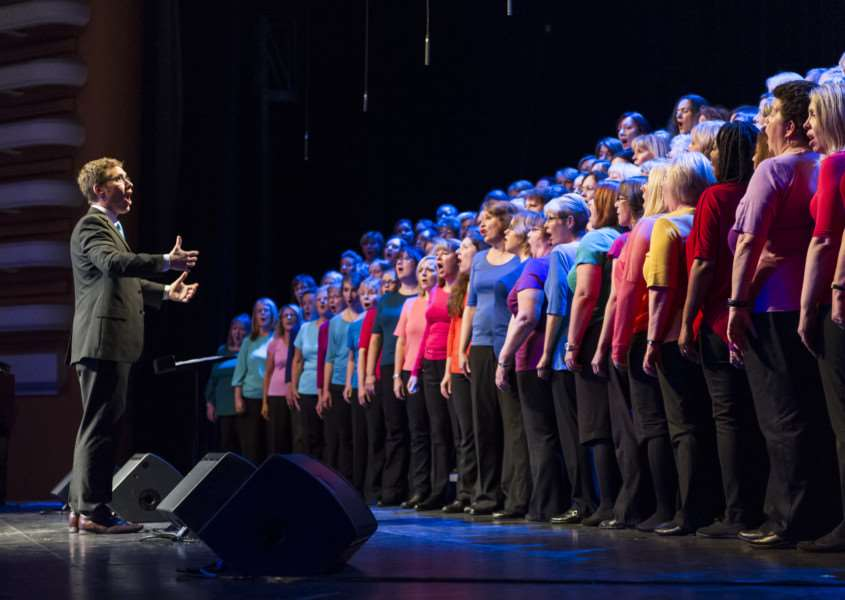 Peterborough Voices set to perform at Stamford Arts Centre EMN-150306-104208001