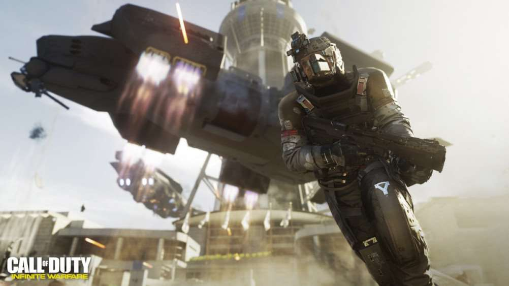 Call of Duty: Infinite Warfare is out on November 4th