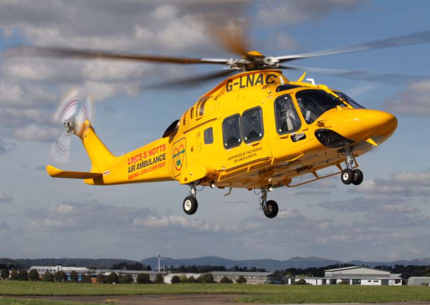 The new AgustaWestland 169