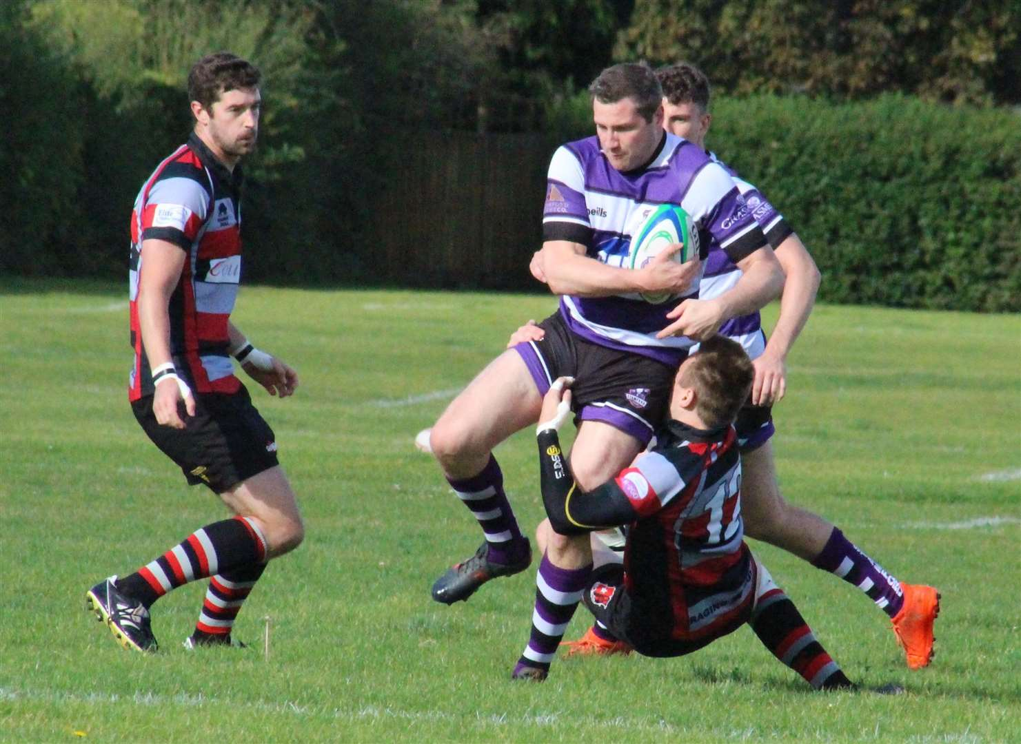 Stamford defeated Dunstablians on Saturday. Photo: Darren Dolby (18176292)