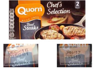 Quorn has recalled this product