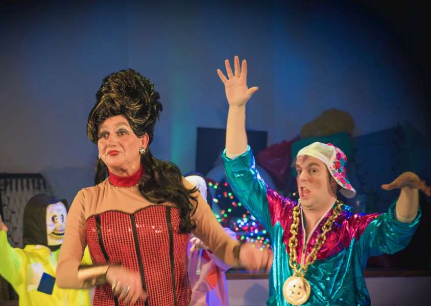 Cinderella at the Stahl Theatre, Oundle