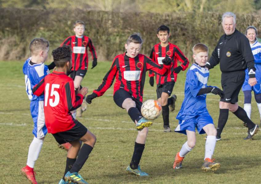 Royce Rangers Under 12s.