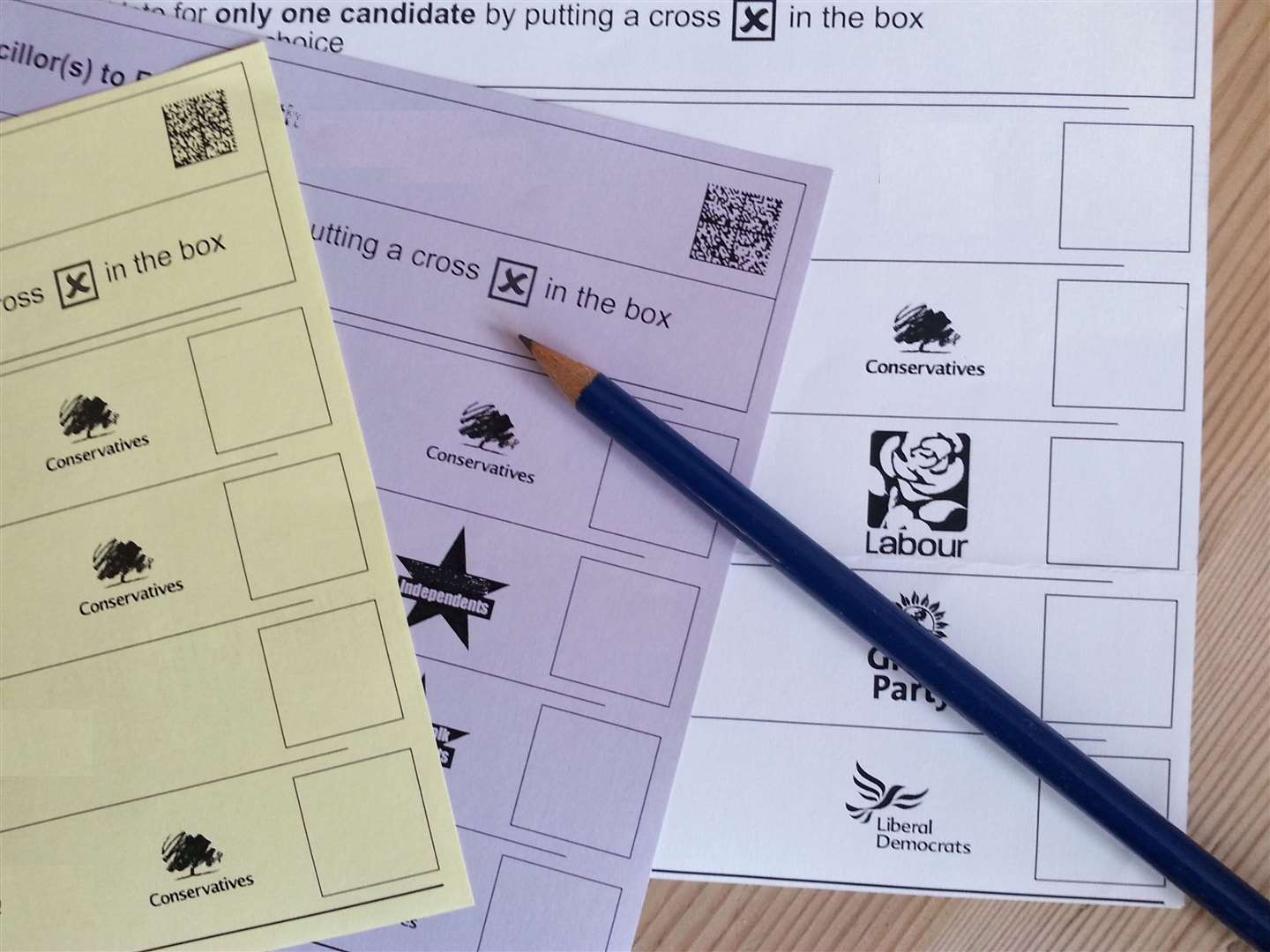 Candidates have been announced for the Lincolnshire County Council election