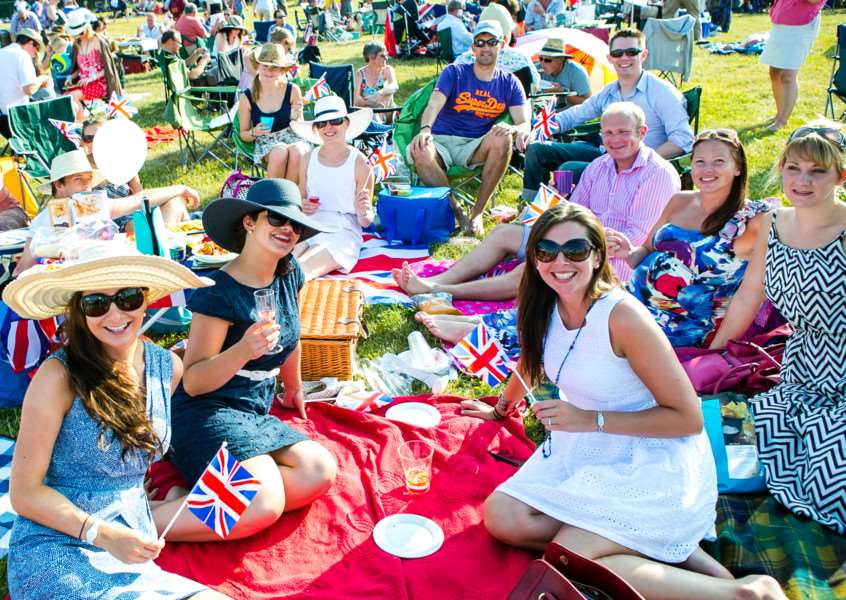 Battle Proms at Burghley House. EMN-150906-165933001