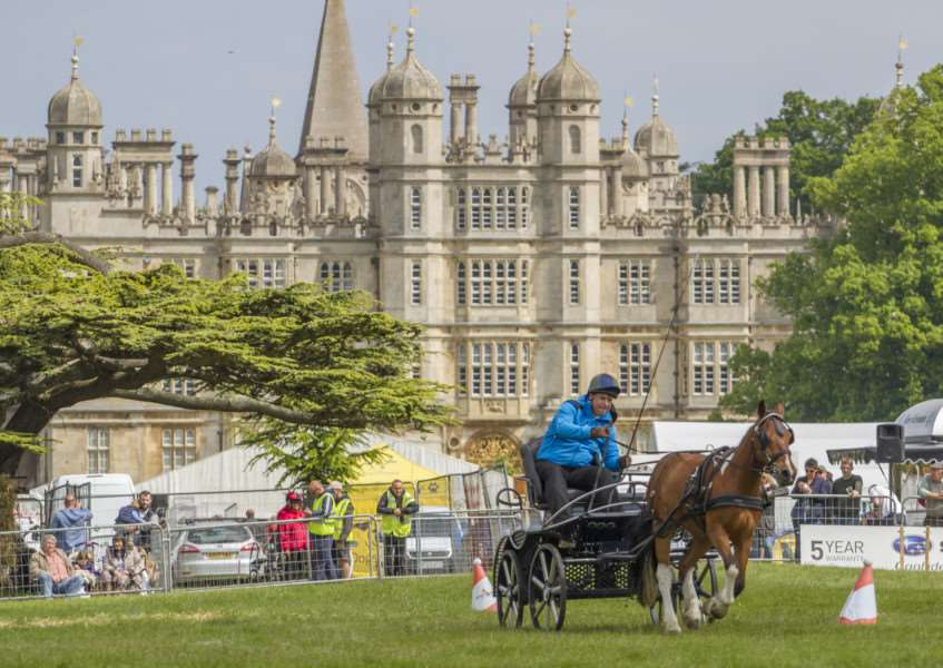 Burghley Game and Country Fair, which took place on Sunday and Bank Holiday Monday'Photos: Lee Hellwing EMN-160531-114758001