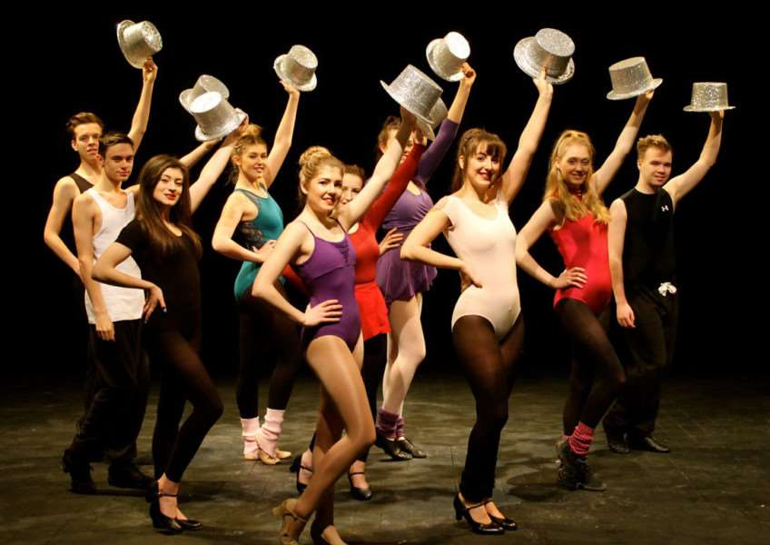 A Chorus Line at The Cresset.