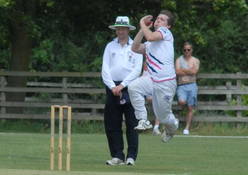 Ketton Lions CC v March Town CC. Photo: John Evely EMN-150607-105135001