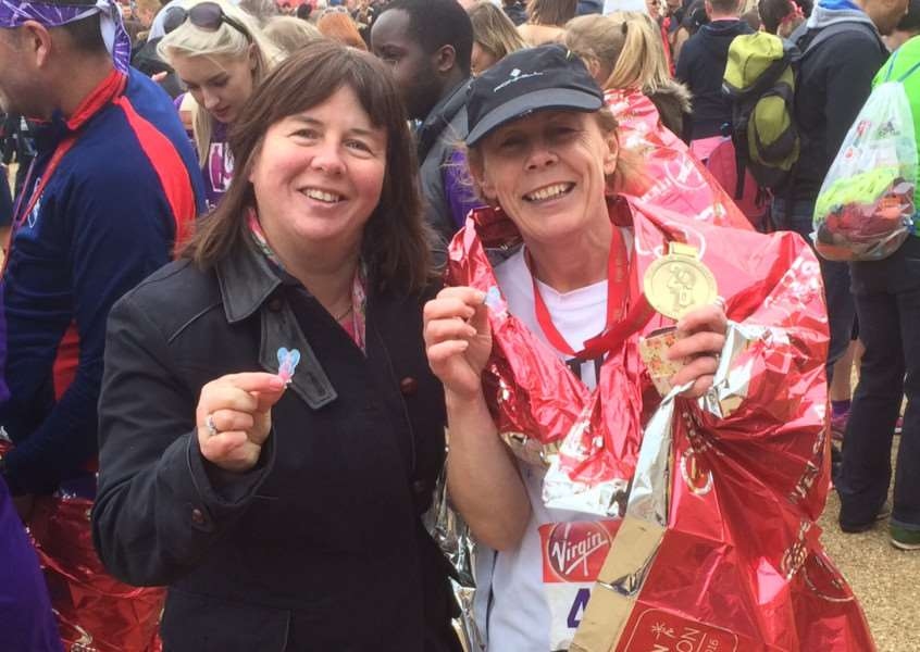 Virgin Money London Marathon 2016 - Jill Gray EMN-160426-131225001