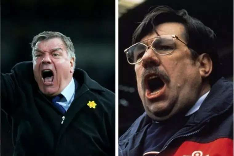 Who said it, Allardyce or Bassett?